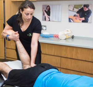 London Sports Massage Therapist