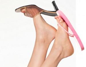 Fit flop or high heel?