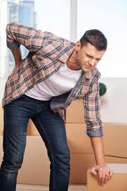 lifting back pain