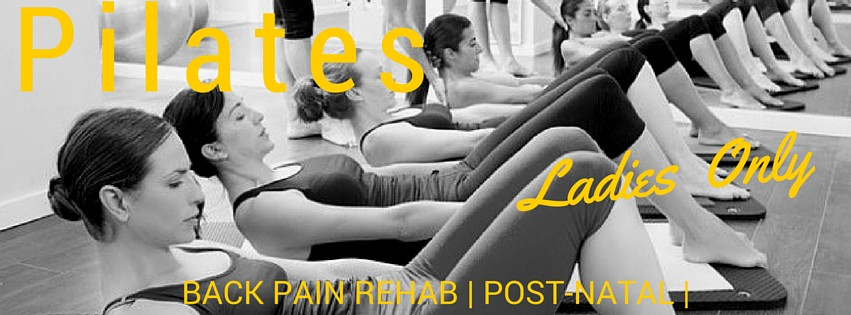 ladies only pilates london