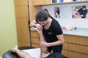 London Sports Massage for Marathon Runner