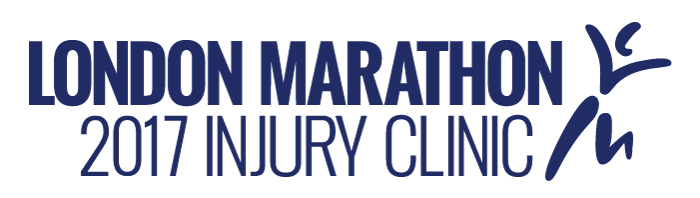 London Marathon Injury Clinic logo 2017